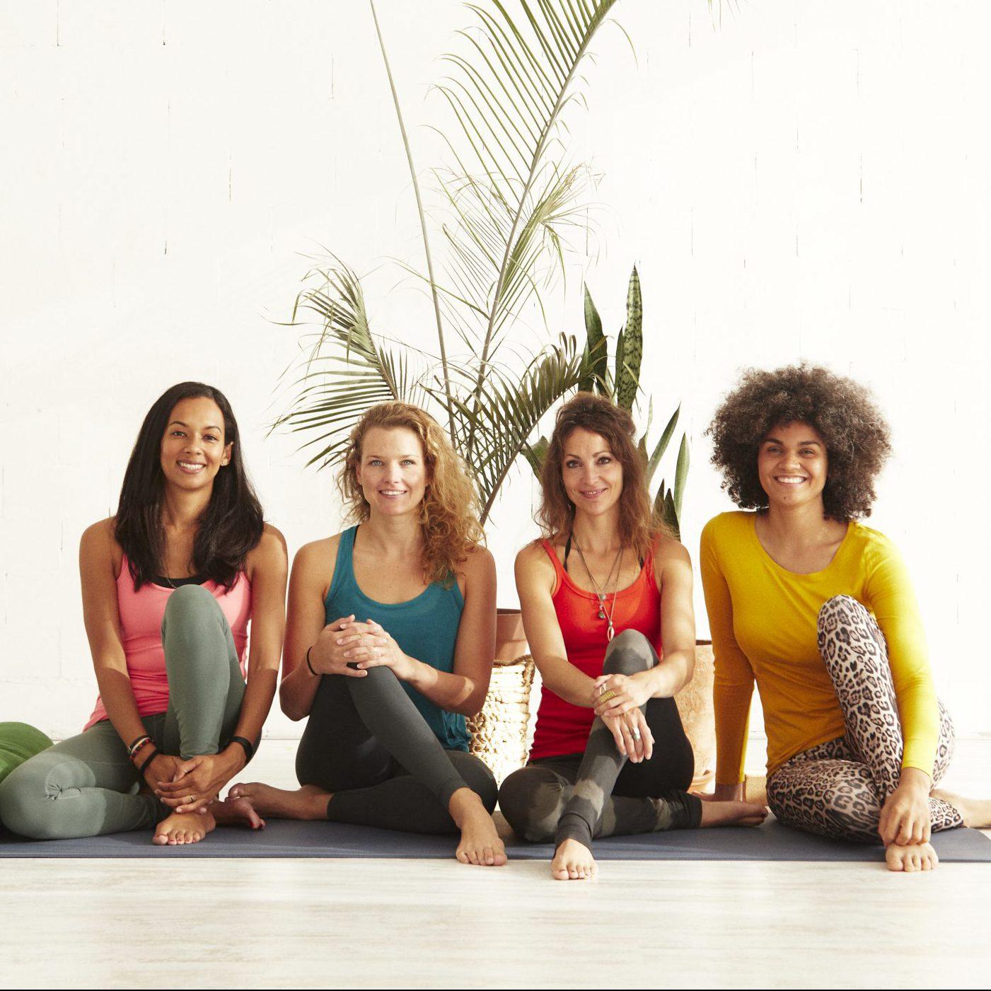 Online yogalessen voor thuis