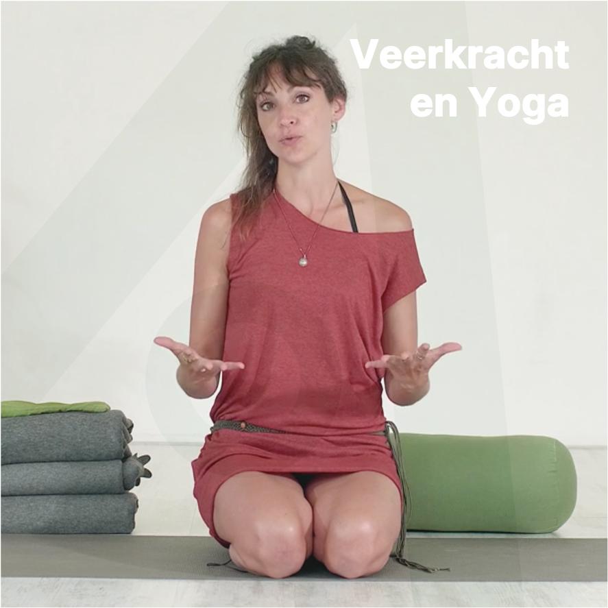 Veerkracht en Yoga