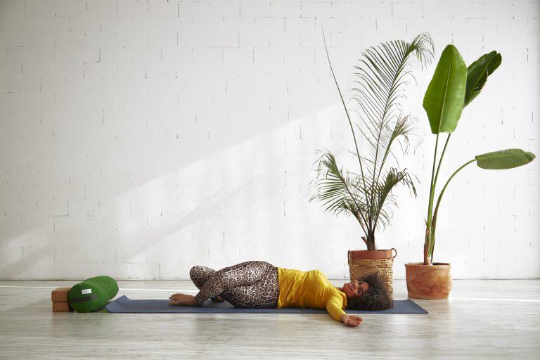thuis yoga