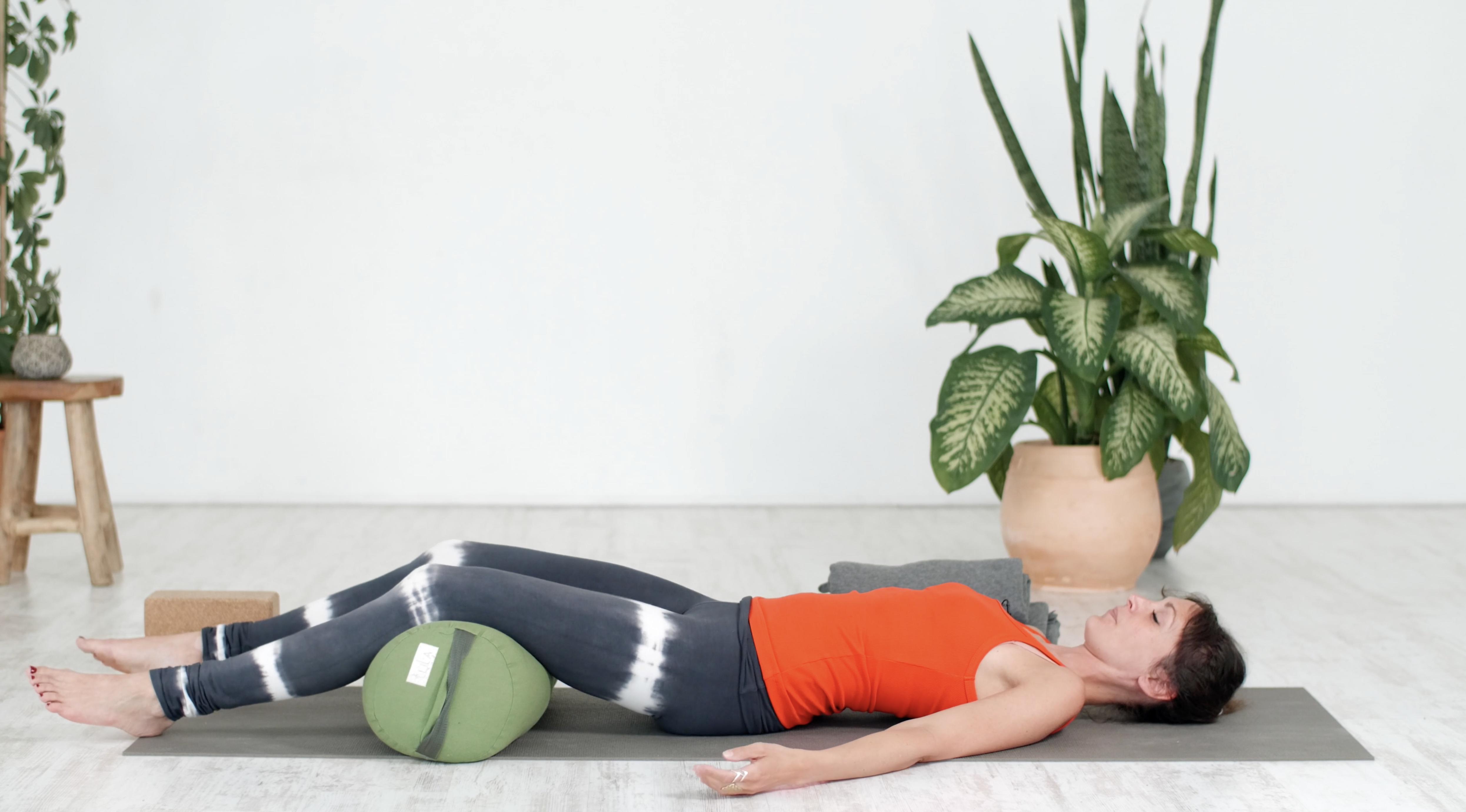 cursus Beginnen met yoga - Savasana