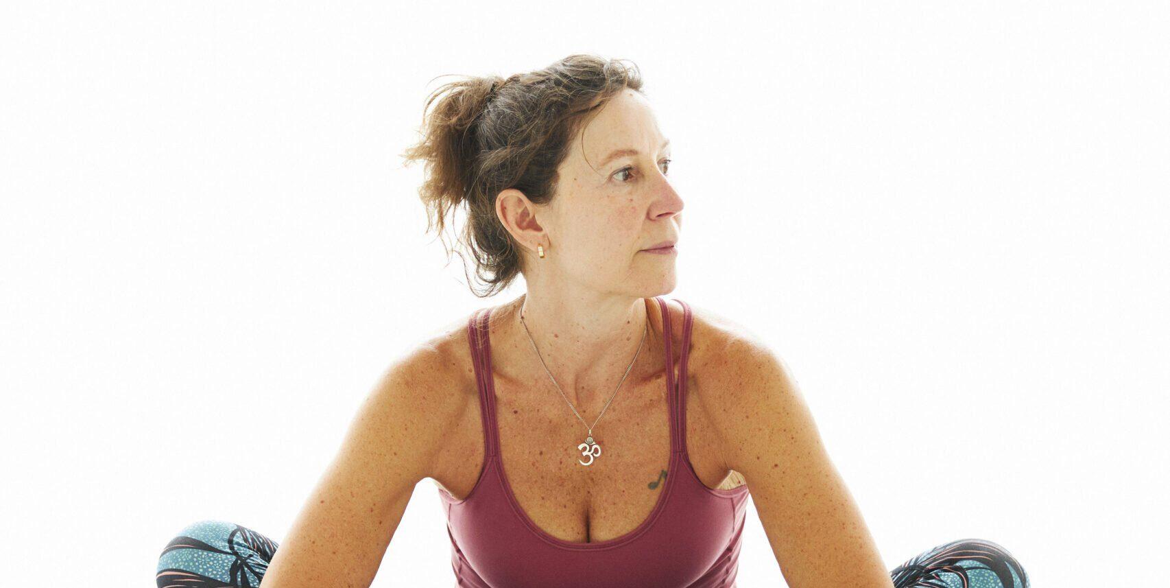 Lees meer over Hellen van der Harten - yogadocent